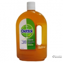 DETTOL ANTISEPTIK LIQUID 750 ML 1015040010691 50158225