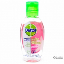 DETTOL HAND SANITIZER SOOTHE 50 ML 8993560027292 1015040020064