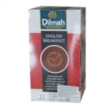 DILMAH ENV 25s ENGLISH BREAKFAST KOTAK 1014090030120