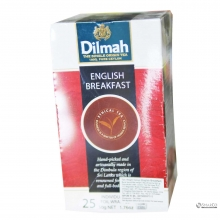 DILMAH ENV 25s ENGLISH BREAKFAST KOTAK 1014090030120 9312631124835