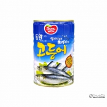 DONGWON CANNED MACKEREL 1014140010082 8801047142140