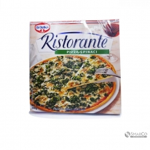 DOR PIZZA  SPINACI 390 GR 1014030050067 4001724819400