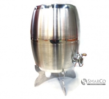 DRUM WINE S.STEEL 6L NO. 124 (389 D-12) 24347014