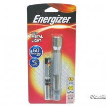 ENERGIZER METAL LIGHT 2AA 3032170010005 4891138926043