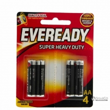 EVEREADY 1212 BP4 AAA HITAM PACK 3032090010033 8999002584057