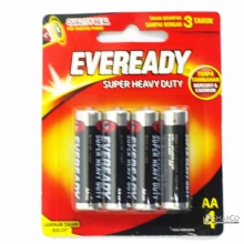 EVEREADY 1215 AA BP4 HITAM KECIL PACK 3032090010037 8999002311462