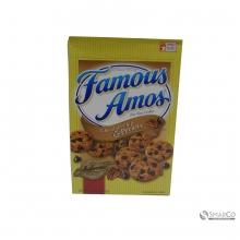 FAMOUS AMOS CHOCOLATE CHIP & PECAN 076677541078