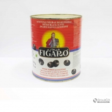 FIGARO BLACK OLIVE PITTED (CAN) 3KG 1014170060711 8410159092085