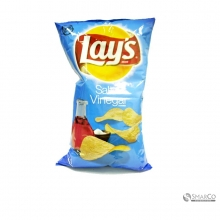 FRITOLAYS POTATO CHIPS LAYS SALT & VINEG 1014050020377 028400017503