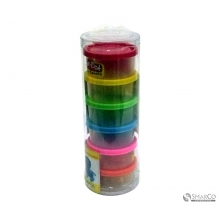 FUNDOH TABUNG 6 WARNA 3037020020004 8994472000724