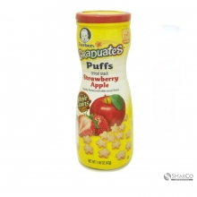 GRADUATES PUFF STRAWBERRY APPLE 5.5 OZ 1014030030497 015000045203