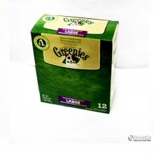 GREENIES DOG DENTAL TREATS LARGE ONE BOX 3033020020217 642863102721