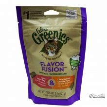 GREENIES FELINE DENTAL TREATS CHICKEN &S 642863103230 3033020020212
