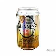 GUINNESS ZERO ABV 330 ML 1012010020033 5000196000032