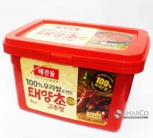 HAECHANDLE GOCUJANG RED 3 KG 8801007166476 1014170020509 Gojuchang CHILI HOTBEAN PASTE