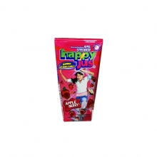 HAPPY JUS TWA APEL BERRY BAG 200 ML - 1012050010021