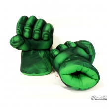 HULK GLOVE DOLL 30 CM 24376703 1 set
