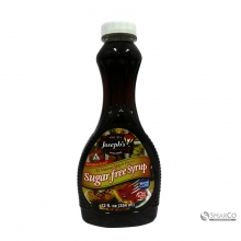 JK SUGAR FREE MAPLE SYRUP 1012040050090 0033079150895