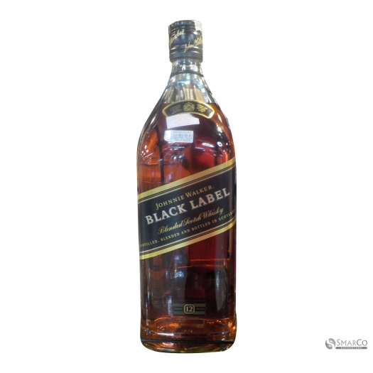 JOHNIE WALKER BLACK LABEL BOTOL 4.5 LTR 5000267021201