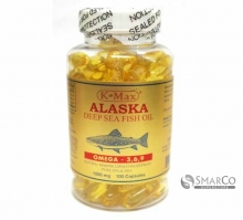 K-MAX ALASKA DEEP SEA FISH OIL 763052882078