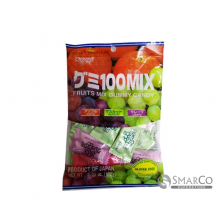KASUGAI GUMMY 100MIX 108 GR 4901326040076