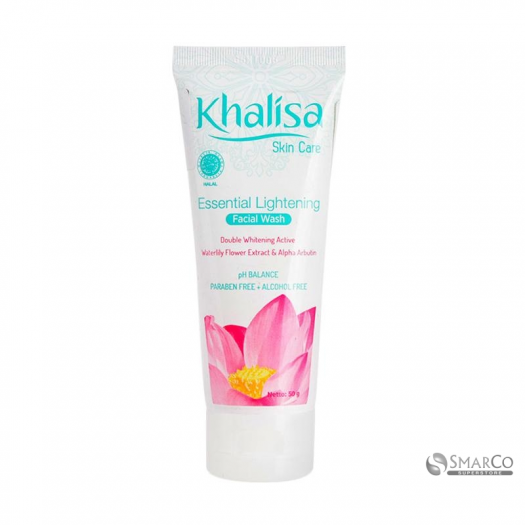 KHALISA FACIAL WASH 50 GR 8992821103034