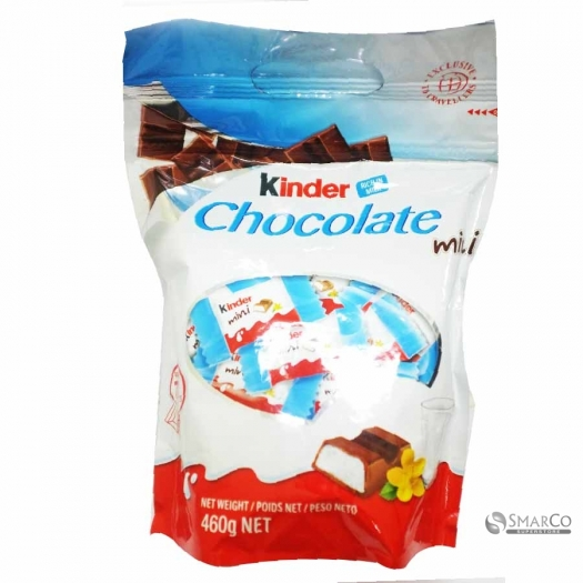 KINDER MINI CHOCOLATE T75 460 GR 8000500229583 1014050020610