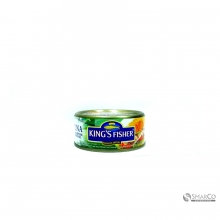 KING`SFISHER TUNA IN OIL KALENG 170 GR 1014140010108 8993523101113