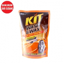 KIT WASH & WAX POUCH - 3031020030009 8992779268403