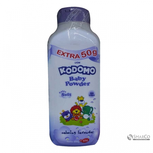 Detil Produk KODOMO BABY POWDER B 6061010060483