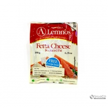 LEMONS REDUCED FAT FETTA 180 GR 1017040010051 9316389000342