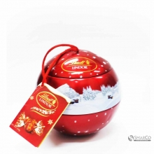 LINDOR XMAS BALL RED 7610400069526