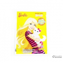 LOTTE NAVELTY FANTASIA BARBIE PCS 9.6GR 1014050010371 899033312357