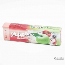 LOTTE STICK CHEWING GUM APPLE 15 GR 1014050010213 8990333100183