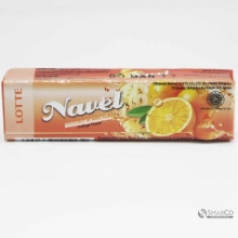 LOTTE STICK CHEWING GUM NAVEL 15 GR 1014050010217 8990333115132