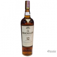 MACALLAN 12YO BOTOL 750 ML 1012060040016 5010314017408