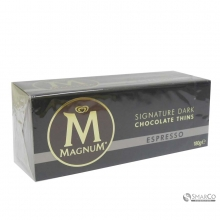 MAGNUM ESPRESSO CHOCOLATE THINS 180 GR 5010775191600