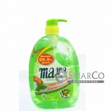 MAMA DISHWASHING LIQUID PUMP T/P (ANTI BAT) GREEN TEA 8888300463402