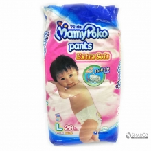 MAMY POKO PANTS L GIRLS 28 SHEET 1015020030045 8851111401178