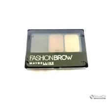 MAYBELLINE  FASHION BROW PALLETTE BROWN 1015050010804 6902395395638