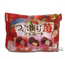 MEITO STRAWBERRY CHOCOLATE 160 GR 4902757172503