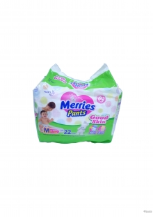 MERRIES PANTS GOOD SKIN M 22 SHEET 1015020030150 8992727005364