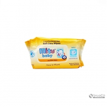 MITU WIPES HAND & MOUTH 50`S 1011060070872 8992745380818