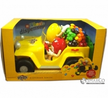 M&M CHOCO WHEELS DISPENSER 90 GR 5000159475587
