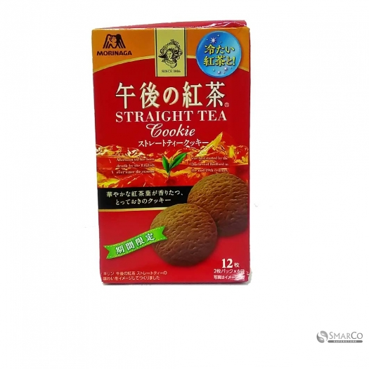 MORINAGA GOGO NO KOCHA STRAIGHT TEA COOK 4902888229817