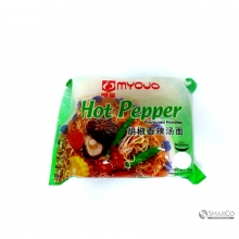 MYOJO HOT PEPPER FLAVOUR 80 GR 1014120010276 8888107000770