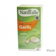 NATURALLE GARLIC OIL 3000MG 100`S 1016110050027 9557046001603