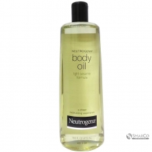 NEUTROGENA BODY OIL 16 OZ 070501018453