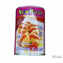 NEW MOON PACIFIC CLAMS 425 GR 1014170030070 8888140031014