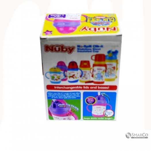 NUBY TWINHNDLE STAIN LAMB 10222 220 ML 1015030060036 299998043742